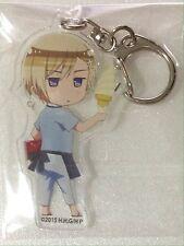 Hetalia Axis Powers keychain key holder ring strap accessory anime Norway