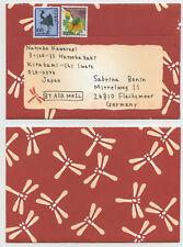 50374 - Japan - Beleg - Kitakami-shi nach Flachsmeer
