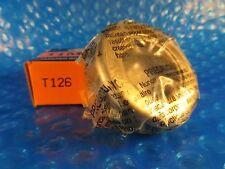 "Timken T126  Cylindrical Thrust Bearing 1.26"" ID x 2.1875"" OD x 0.625"", USA"