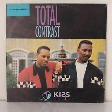 "Total Contrast – Kiss (Vinyl, 12"", Maxi 45 Tours)"