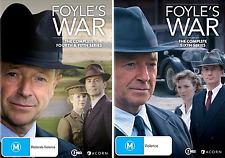 Foyles FOYLE'S WAR Series SEASON 4, 5 & 6 : NEW DVD