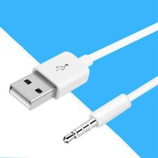 USB to 3.5mm Data Sync And Charging Cable For Apple ipod shuffle