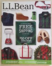 LL Bean Christmas 2014 Catalog