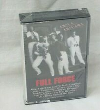 Full Force Cassette Tape 1985 Columbia Records New Sealed