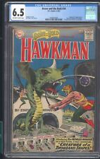 BRAVE AND THE BOLD 34 CGC 6.5 2-3/61 1ST APP HAWKMAN & HAWKGIRL