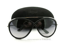 356fba8096a New Tom Ford Sunglasses TF454 S Tamara 01C Black FT0454 S Authentic