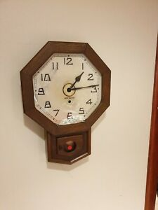 Vintage new haven Wall Clock Vintage 1900s