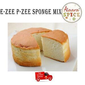 E-Zee P-Zee Sponge Cake Mix Easy To Make Grade A* Sponge Mix UK Seller Fast Post