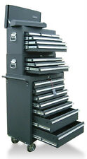 03 US Pro Tools Tool Black professional Chest Box roll cabinet FINANCE AVAILABLE