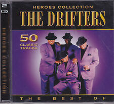 The Drifters-Heroes Collection 2 cd album