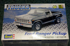 Revell 1/24 Ford Ranger Pickup  Plastic Model Kit 854360  85-4360