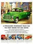 ADVERT CAR AUTOMOBILE VAN CLASSIC GREEN USA 30X40 FINE ART PRINT POSTER BB6703
