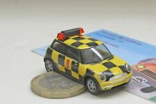 "Herpa  045599  Mini Cooper ""Follow me"""