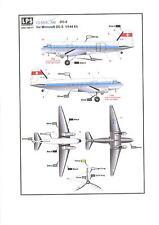 LPS Decals 1/144 DOUGLAS DC-3 CLASSIC AIR