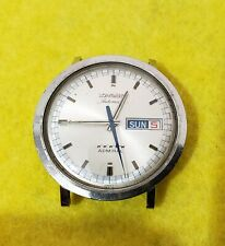 Vintage longines automatic admiral racing 5 stars date & day  cal 508 17 jewels