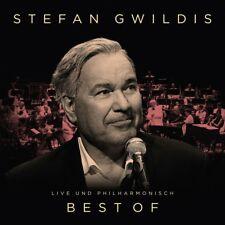 Stefan Gwildis - Best Of - Live und Philharmonisch, 1 Audio-CD