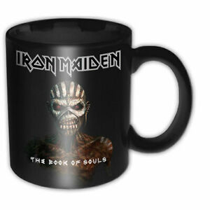 IRON MAIDEN the book of souls boxed mug