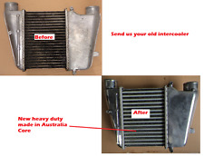 Intercooler Nissan Elgrand Diesel *send us yours and we will place a new Core*