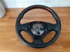 Rover Mini John Cooper S Walnut Wood Leather Steering Wheel NOS Unused Mpi MGF