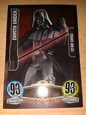 Force Attax Star Wars Movie 1 Star-Karte Nr.204 Darth Vader Sammelkarte