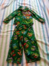 ninja pajamas 2 piece size 2T pre-owned