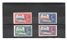 Falklands Islands GV 1935 Silver Jubilee sg 139-42 H.Mint