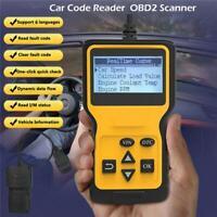 Universal Car Engine Fault Code Reader OBD OBD2 Scanner Can Diagnostic Scan Tool