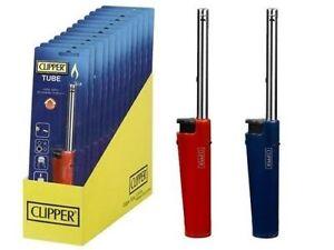 2x CLIPPER CANDLE TEA LIGHT COOKER OPEN FIRE BBQ REFILABLE LIGHTER