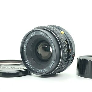 【NEAR MINT++】 PENTAX SMC 35mm f/3.5 MF Prime Lens K Mount From JAPAN #1088