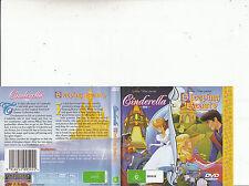 Cinderella 1994/Sleeping Beauty-2 Golden Films-Animated-DVD