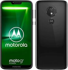 "Motorola G7 Power 6.2"" Smartphone Dual SIM Android 9.0 4G LTE 64GB-Nero"