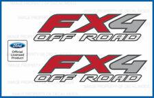 1997 - 2010 Ford F250 F350 FX4 OffRoad Decals Stickers  F  Super Duty Off Road