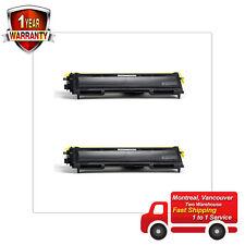 2PK Toner for Brother TN350 IntelliFax-2850 IntelliFax-2910 IntelliFax-2920