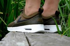 48ad973dd6 BNIB New Women Nike Air Max Thea Ultra Premium White Green Loden 3 4 5 6