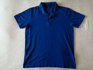 GANT Poloshirt Gr. XL, Blau, 100% Baumwolle