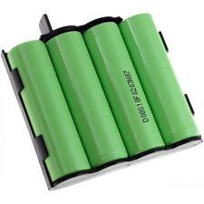 Batería para Compex Electroestimulador Fit 3.0 4,8V 2000mAh/9,6Wh NiMH Negro