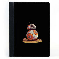 BB-8 Droid Star Wars Comic orbotix Marvel Comic Wallet Tablet Leather Case Cover