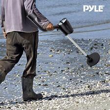 Pyle PHMD2 Treasure Hunter 2000 Metal Detector w/ Pinpoint Targeting