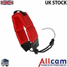 Intova Flotation Camera Wrist Strap in Red