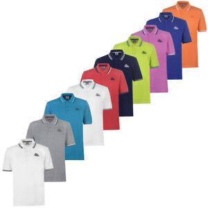 Lonsdale Polo A Pointe Shirt Polo Polo Shirt S M L XL 2XL 3XL 4XL Neuf