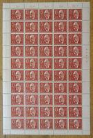 Berlin 192 postfrisch FN 2 Bogen Dr. Walter Schreiber 1960 Formnummer MNH