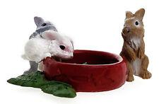 X8) Schleich (13725) liebres conejo animales Jóvenes Schleichanimal granja