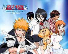 Bleach Complete Anime Series UNCUT Version + Movies