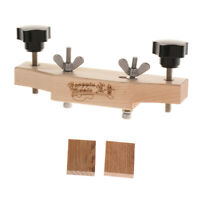 Finest DIY Wooden Guitar Bridge Clamp Set Guitar Repair Maintenance Kits