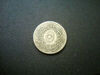 1901 AH1293//27 EGYPT 5/10 QIRSH COIN. NICE GRADE