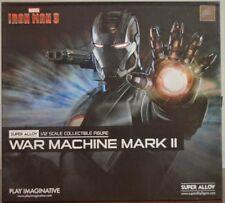 War Machine MARK 2 II 1/12 Iron Man Play Imaginative Super Alloy Diecast Figure