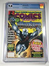 Comics Scene 31 CGC 9.8 -1 of only 2- 1st Harley Quinn pre- Batman Adventures 12