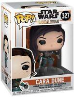 Cara Dune Gina Carano The Mandalorian Star Wars POP! #327 Vinyl Figur Funko