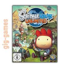 Scribblenauts Unlimited PC spiel Steam Download Digital Link DE/EU/USA Key Code