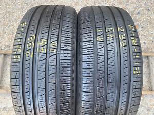 2x235 55 18(100V) Pirelli Scorpion Verde All Season Extra LoadTread 7 mm DOT1417